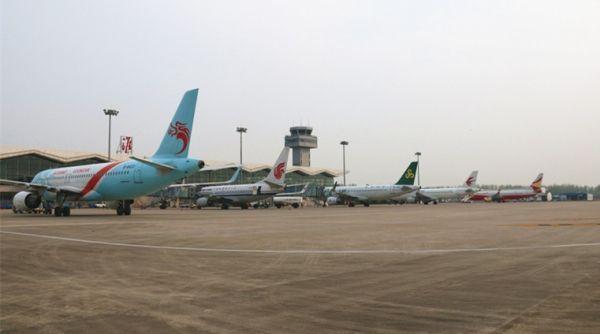 淮安机场提前109天达到2016年全年吞吐量