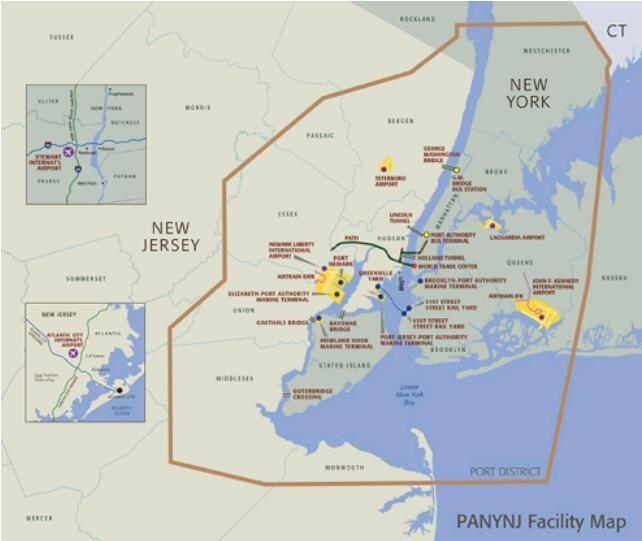纽约新泽西港务局