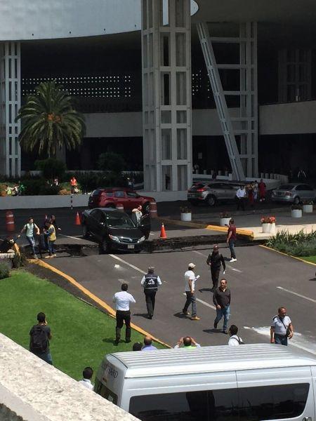 民航早报:墨西哥城机场强震后关闭 已恢复运营