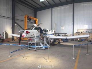 世界第一架大型货运无人机来了!将交付顺丰