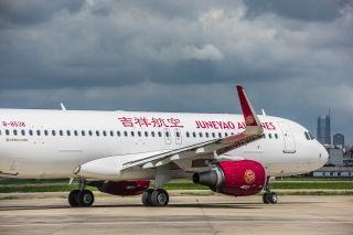吉祥航空增开两条惠州始发航线