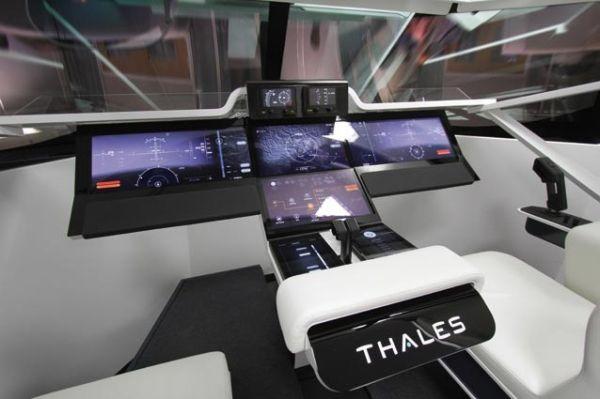 完美适用飞行需求—泰雷兹推出Avionics 2020