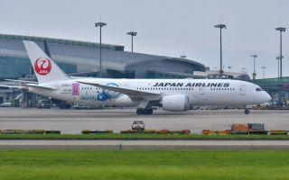 日本航空订购4架波音787-8梦想飞机