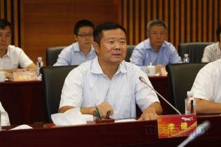 李健出席民航局与中国商飞高层会议