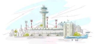 航空时刻资源饱和 上市机场业绩增速低于行业