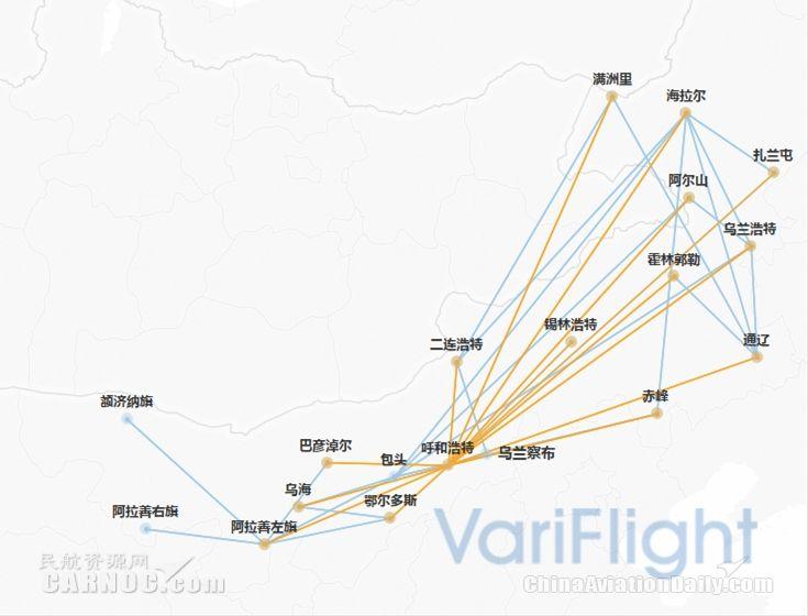 内蒙古机场发展综合分析