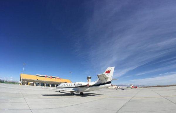 富蕴可可托海机场2017保障各类飞行1473架次