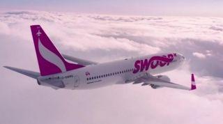 西捷航空推出超低成本航空子公司Swoop