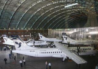 伊朗再迎2架全新ATR客机