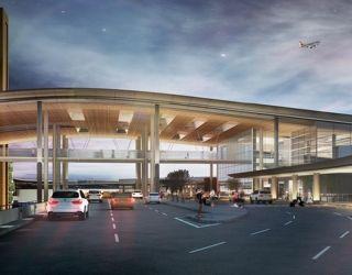 纳什维尔机场首次公布12亿美元扩建计划设计图