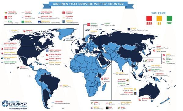 机上WiFi将为全球航空业带来千亿美元商业机遇