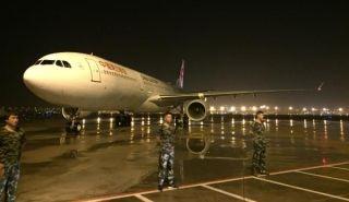 381名加勒比海地区受困中国公民安全回国