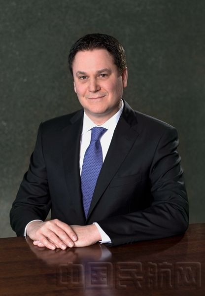 阿提哈德航空CEO皮特·博格纳(Peter