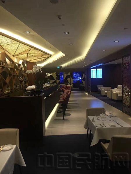 阿提哈德航空在阿布扎比机场头等舱休息室