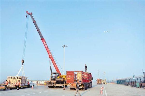 """重庆按下国际航空枢纽建设""""加速键"""""""
