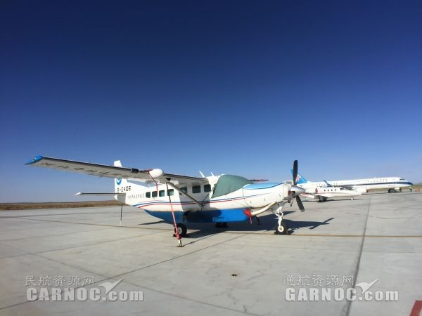 富蕴机场完成2017河北通航驻场飞行保障工作