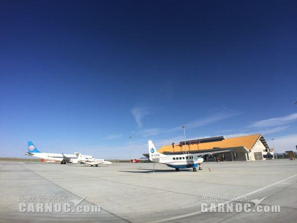 共158架次!新疆首条低空航线安全运营两周年