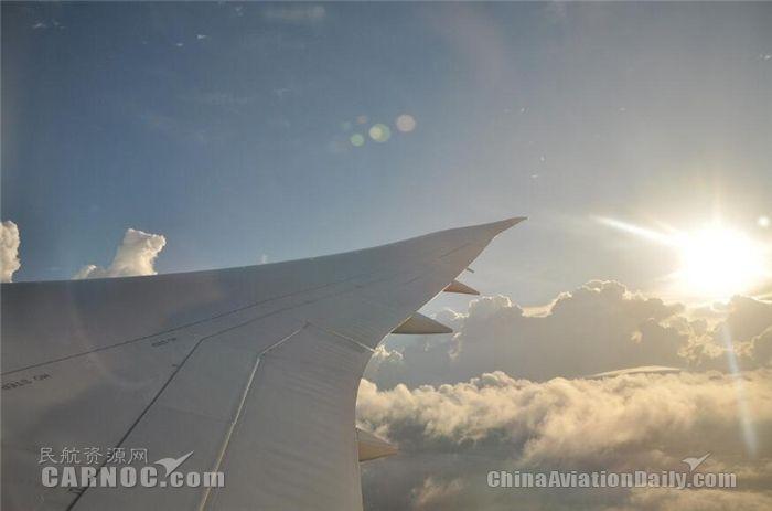 全球暖化致高速气流更强 飞机乘客受伤风险增加