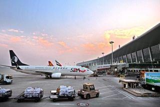 郑州机场国庆黄金周运送旅客60万人次
