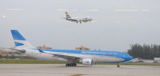 出于安全因素考虑 阿根廷航空停飞委内瑞拉航线