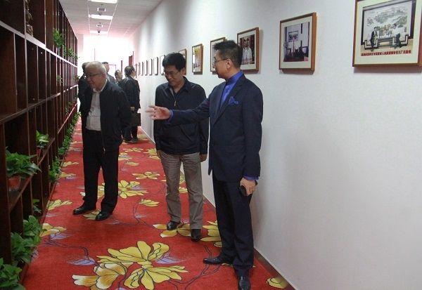 东北航空与东北大学战略合作签约仪式