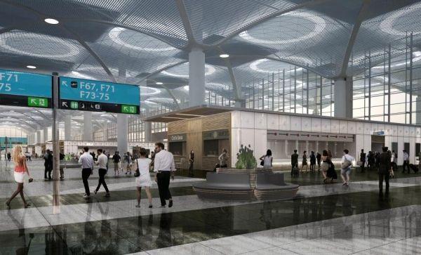 SITA为伊斯坦布尔新机场提供创新行李追踪服务