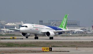 中国国产大飞机C919上可以玩手机吗?