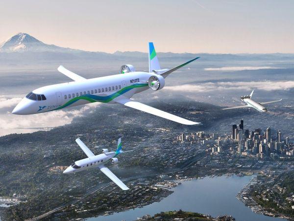 接招吧! 六大科技让未来飞行便捷又炫酷