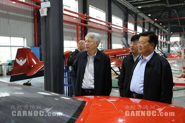江苏省进一步加快通航发展  促进临空经济腾飞