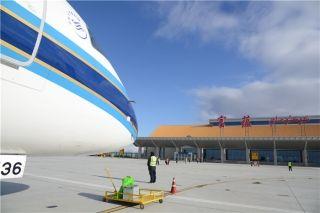 富蕴机场10月中下旬乌鲁木齐航线航班时刻调整