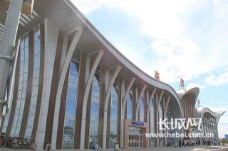 张家口机场十一黄金周运送旅客超1.5万人次