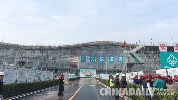 三大航博弈北京新机场 谁是谁的势力范围?