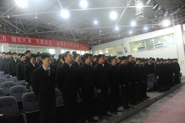 中飞院新津分院积极组织观看党的十九大开幕式