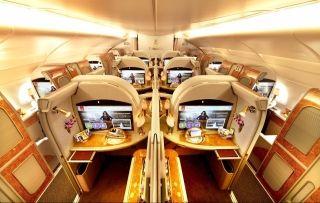 阿联酋航空将于11月迎来第100架A380
