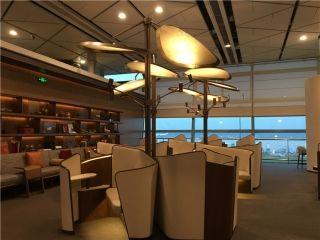 """海航西安T3国际贵宾室""""海翼堂""""正式开业"""