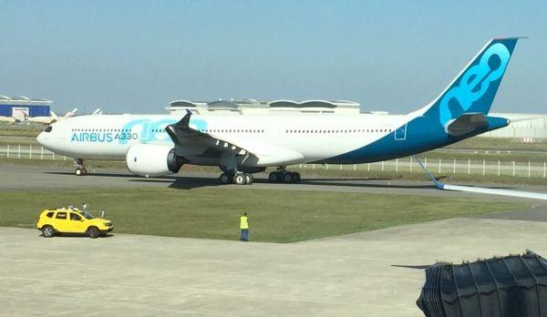 空客A330 Neo 即将首航