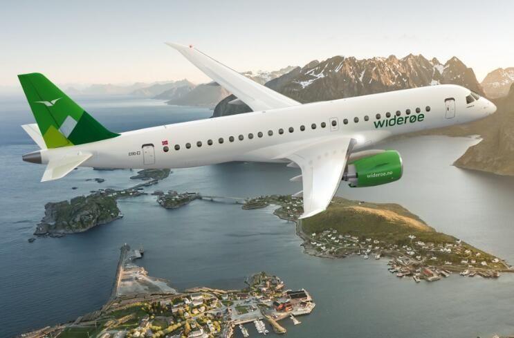 巴航工业首架E2飞机明年4月交付