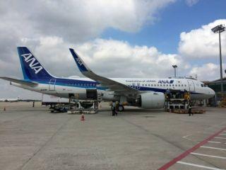 空客320NEO机型首飞 青岛机场全力保障