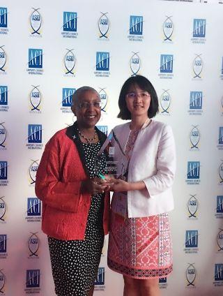 首都机场获颁ACI两项世界级服务质量奖项