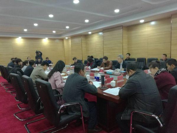 发改委调研宁夏通航发展情况 建议争取资金支持