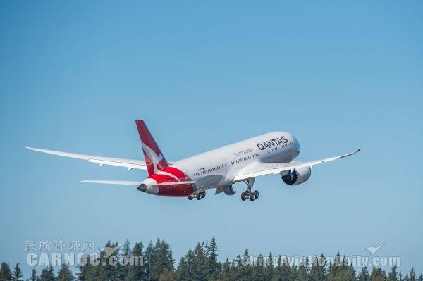 民航早报:澳航将开通芝加哥直飞航线