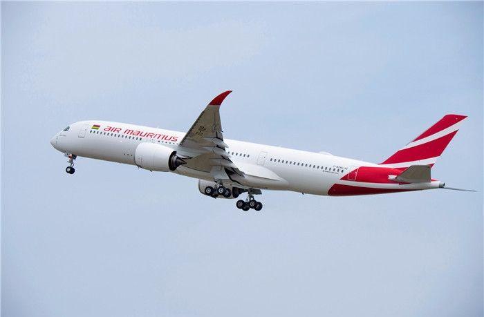 毛里求斯航空接收其首架空客A350客机