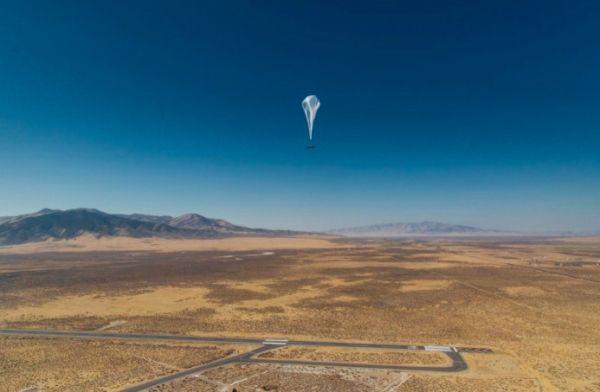 谷歌热气球运作 波多黎各灾区电信覆盖率达63%