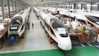 重磅 中国第一条智能铁路呼之欲出