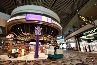 樟宜机场T4准备就绪 下周二投入运作