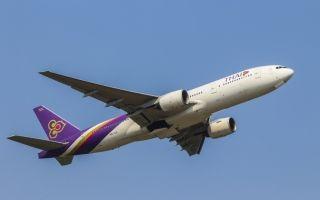 民航早报:泰航即将决定是否购买最多30架飞机