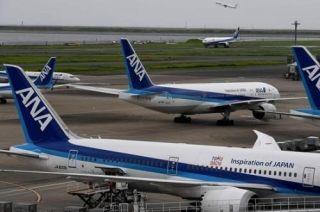 日本当局要求外国航空公司报告零件掉落事件