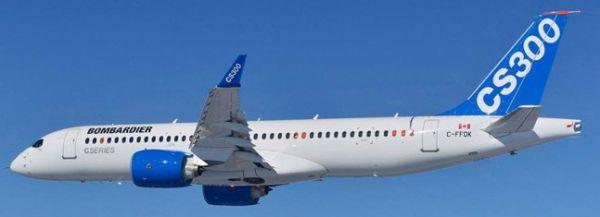埃及航空快运将购买12架CS300,以取代E170