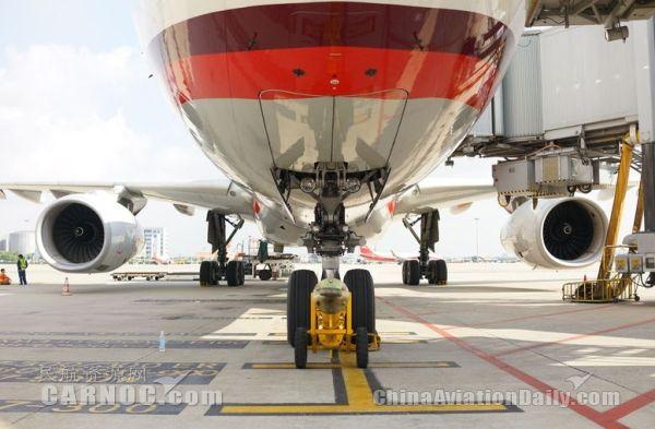 普吉岛,甲米),吉隆坡,沙巴,墨尔本,新加坡;地区航点有3个:香港,澳门