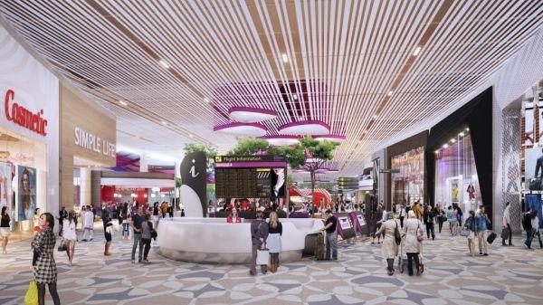 新加坡樟宜机场T4航站楼启用